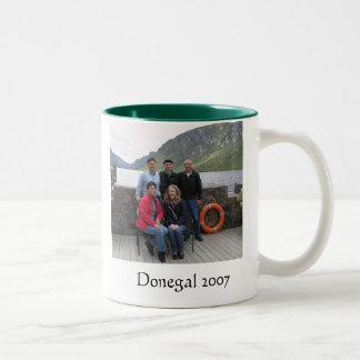 Donegal 111-- Equipo 2007, Donegal Irlanda Taza De Café