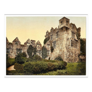 Donegal Castle. Co. Donegal, Ireland classic Photo Postcard