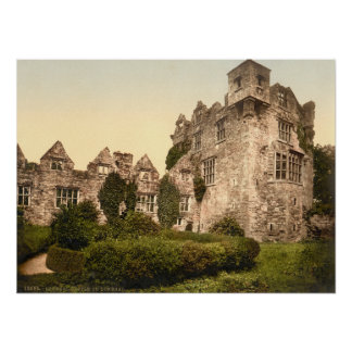 Donegal Castle, County Donegal Poster
