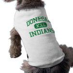 Donegal - indios - alto - alegría Pennsylvania del Playera Sin Mangas Para Perro