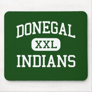 Donegal - indios - alto - alegría Pennsylvania del Alfombrillas De Ratón