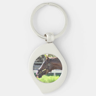 Donegal Moon Keychain