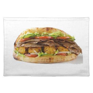 """""""Doner Kebab"""" design placemats"""