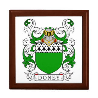 Doney Coat of Arms Gift Boxes