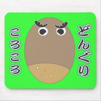 Donguri-korokoro children song mouse pad