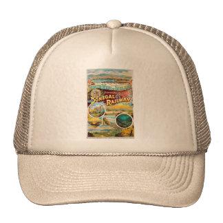 donigal railway trucker hat
