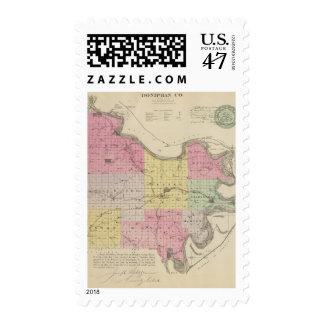Doniphan County, Kansas Postage
