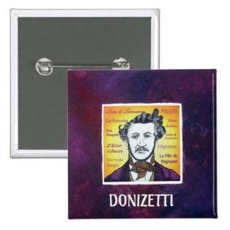 Donizetti Pin Cuadrado