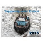 Donjon! Tugspotting on the Hudson Wall Calendars
