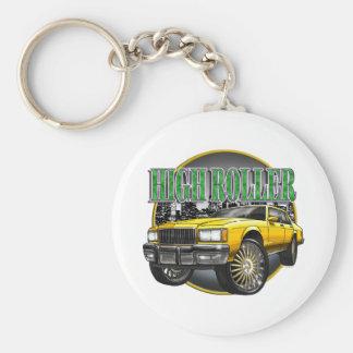 Donk Caprice Yellow Keychain