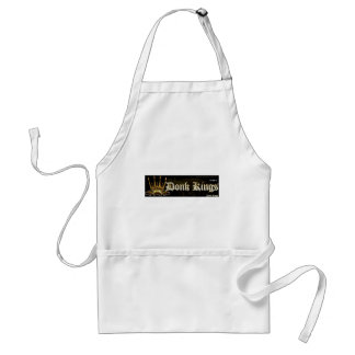 donk crown adult apron