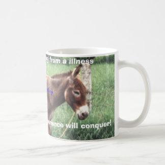 donkey-1, usted puede sufrir de una enfermedad,… taza clásica