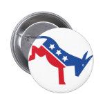 donkey-2 pinback buttons