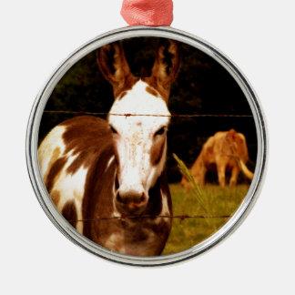 donkey-52295_1920 jpg ornamento para arbol de navidad