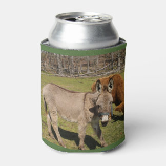 Donkey and Cow Can Cooler