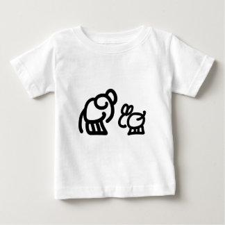 donkey and elephant talking baby T-Shirt