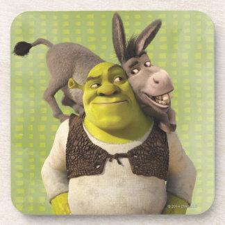 Donkey And Shrek Coaster