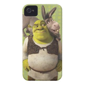 Donkey And Shrek iPhone 4 Case