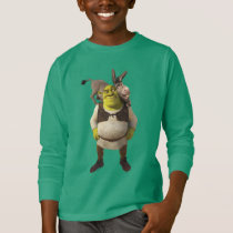 Donkey And Shrek T-Shirt
