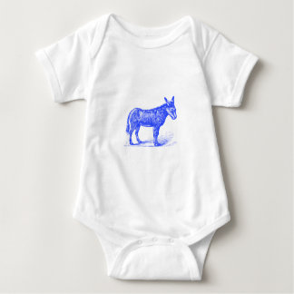 Donkey Baby Bodysuit