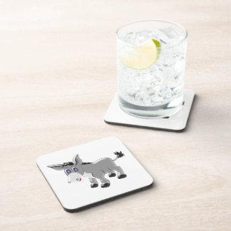 Donkey Beverage Coaster