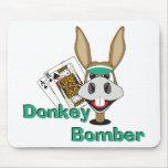 Donkey Bomber Mouse Pad
