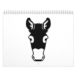 Donkey Calendar