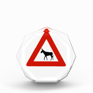 Donkey Crossing (1), Sign, Netherlands Antilles Awards