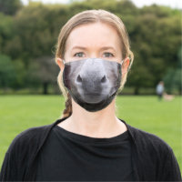 Donkey Face Mask