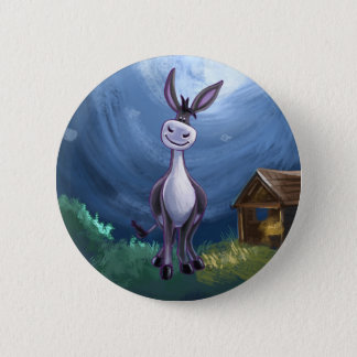 Donkey Gifts & Accessories Button