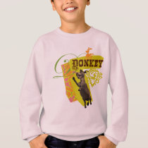 Donkey Graphic Sweatshirt