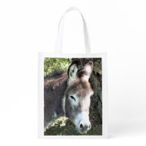 DONKEY GROCERY BAG