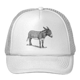 Donkey Mesh Hats