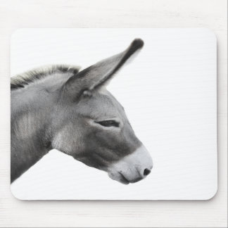 Donkey Head Profile Mouse Pad