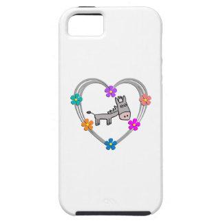 Donkey Heart iPhone SE/5/5s Case