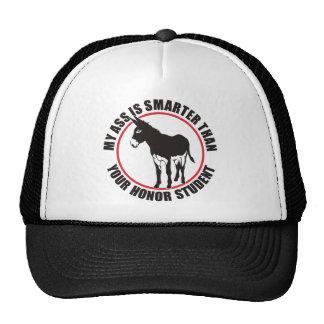 Donkey Honor Student Trucker Hat