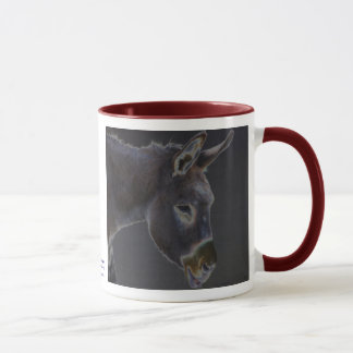 Donkey in Dark Shades - Horse Animal Rescue Mug