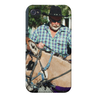 donkey in parade iPhone 4 cover