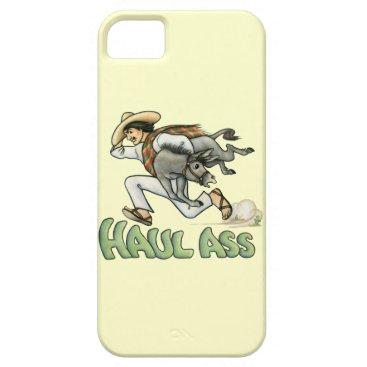 Donkey iPhone 5G Case