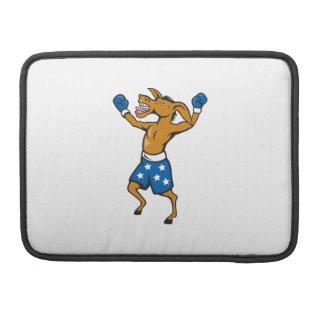 Donkey Jackass Boxer Victory Democrat Sleeves For MacBook Pro