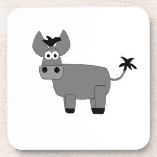 Donkey.jpg Beverage Coaster