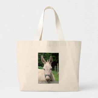 Donkey.jpg Large Tote Bag