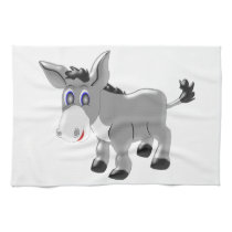 Donkey Kitchen Towel