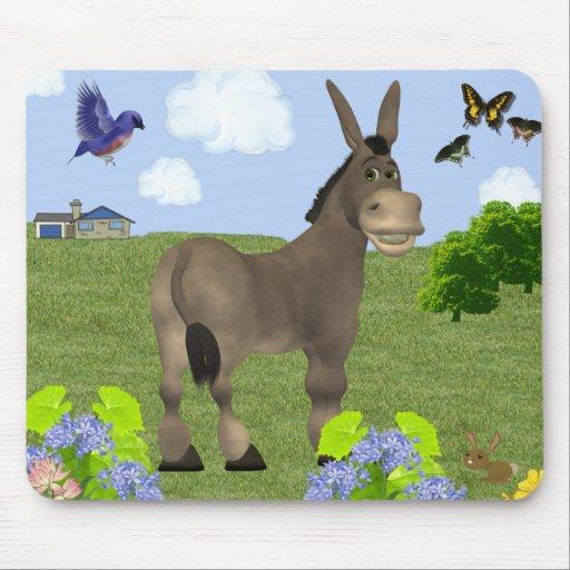 Donkey Mousepad