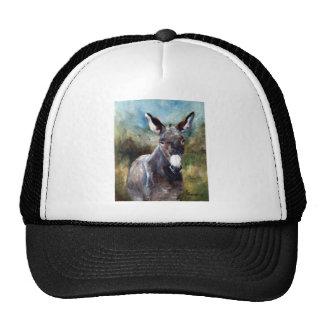 Donkey Portrait Hat