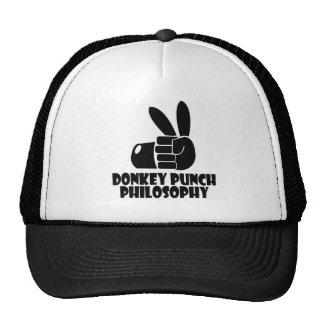 Donkey Punch Philosophy Trucker Hat