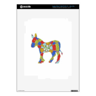 Donkey Rock - American Elections Votes 2012 Decal For iPad 3