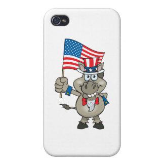 donkey-sam1 iPhone 4 case