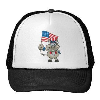 donkey-sam1 trucker hat