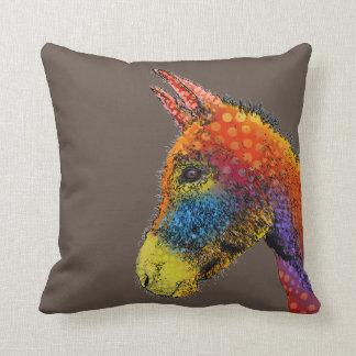 DONKEY - Throw pillow